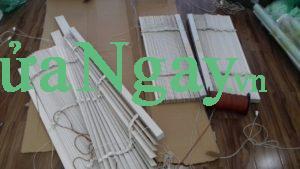 Nhận Sửa rèm gỗ –giá rẻ tại hà nội