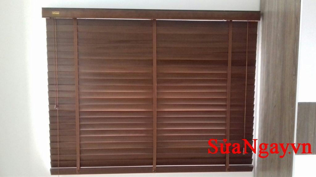 rèm gỗ tự nhiên rất bền và đẹp