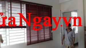 rèm gỗ gia lâm Hà Nội