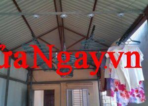 Sửa giàn phơi lắp đặt trần mái tôn