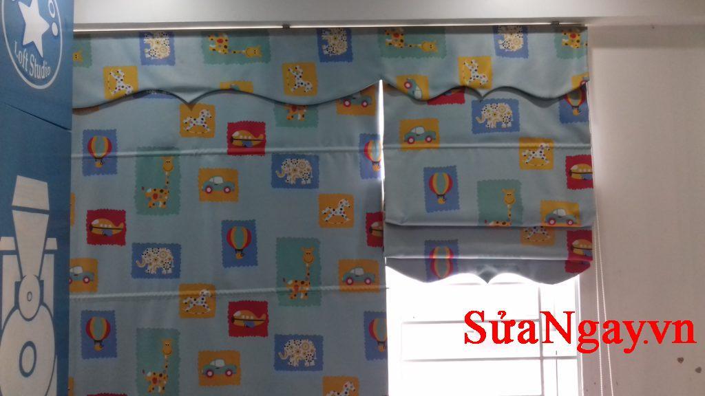 những bộ rèm cửa sổ rèm rô man bị lỗi hãy gọi chúng tôi đến sửa ngay nhé
