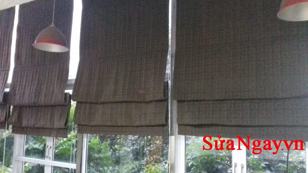 nhận lắp đặt các loại rèm cửa tại hà nội